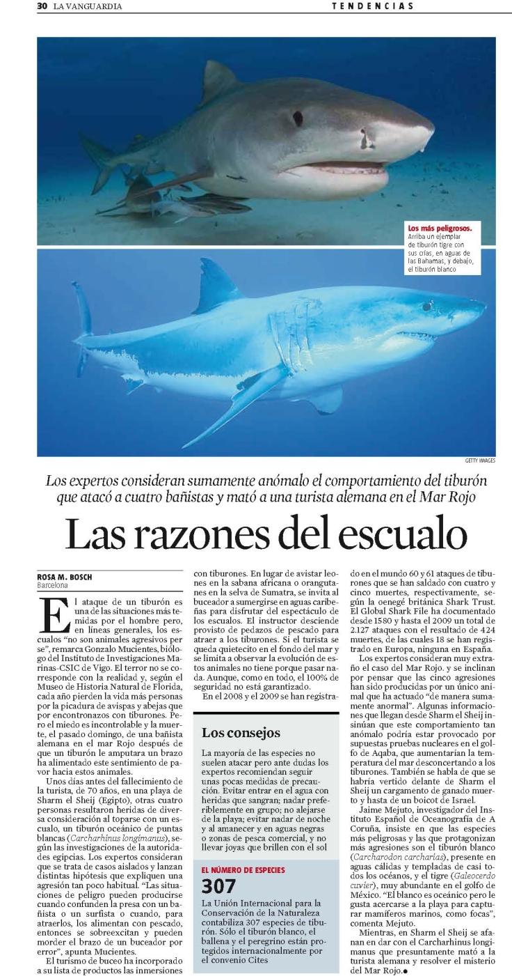 La Vanguardia 12-12-2010