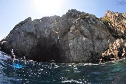 Cuevas en Berlengas