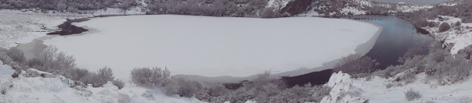 Laguna de Ocelo (foto: G. Mucientes, BEC)